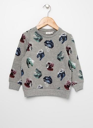 Name It Sweatshirt Gri